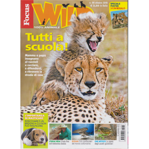 Focus Wild - n. 99 - ottobre 2019 -