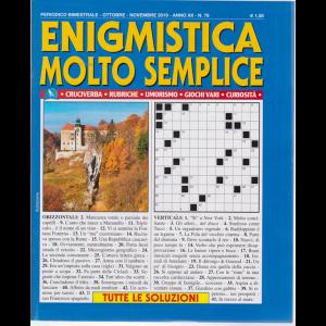 Enigmistica Molto Semplice - n. 79 - bimestrale - ottobre - novembre 2019