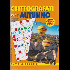 Crittografati  per l'autunno - n. 72 - trimestrale - ottobre - dicembre 2019 - 100 pagine