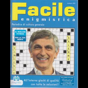 Facile Enigmistica - n. 203 - bimestrale - 11/9/2019 - Vincenzo Salemme