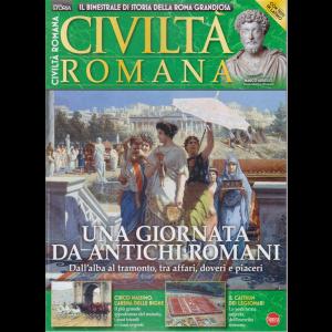 Civilta' Romana - n. 8 - bimestrale - ottobre - novembre 2019 -