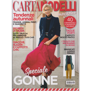 Cartamodelli Magazine - n. 21 - ottobre 2019 - mensile