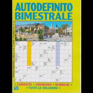 Autodefinito Bimestrale - n. 35 - ottobre - novembre 2019 -