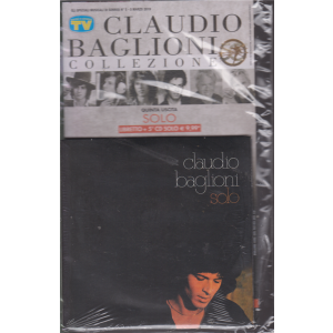 Cd Sorrisi Collezione - Claudio Baglioni - quinta uscita - solo - libretto + 5° cd
