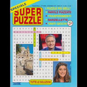 Speciale Super Puzzle - n. 263 - trimestrale - ottobre - dicembre 2019 - 164 pagine