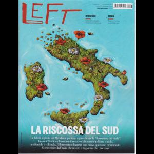 Left Avvenimenti - n. 37 - 13 settembre 2019 - 19 settembre 2019 - settimanale