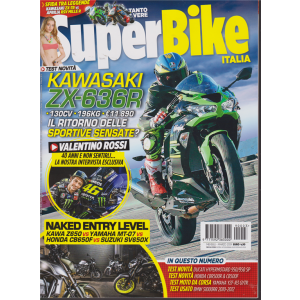 Superbike - n. 3 - mensile - marzo 2019