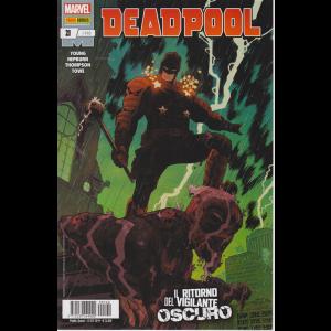 Deadpool - Deadpool N. 21 / 140 - quindicinale - 12 settembre 2019 - Il ritorno del vigilante oscuro