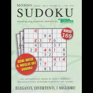 Mondo Sudoku - n. 169 - mensile - settembre 2019 -