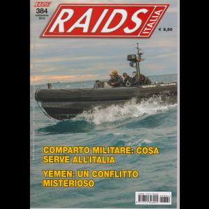 Raids Italia - n. 384 - settembre 2019 - mensile