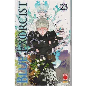 Manga Graphic Novel - Blue Exorcist 23 - n. 116 - bimestrale - 12 settembre 209 -
