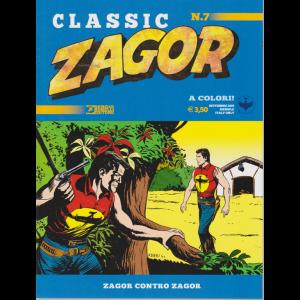Zagor Classic - Zagor Contro Zagor - n. 7 - mensile - settembre 2019 -