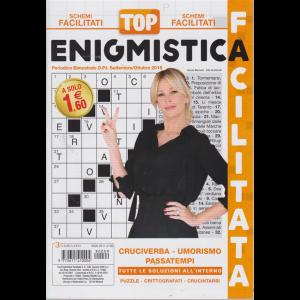 Top Enigmistica Facilitata - n. 9 - bimestrale - settembre - ottobre 2019 -