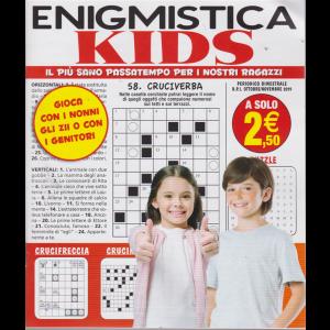 Enigmistica Kids - n. 25 - bimestrale - ottobre - novembre 2019 -