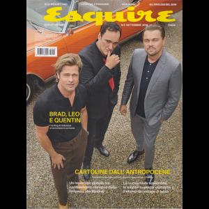 Esquire - n. 5 - settembre 2019 - bimestrale -