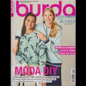 Burda Giovane &  Easy - n. 20 - 12/9/2019 - autunno 2019