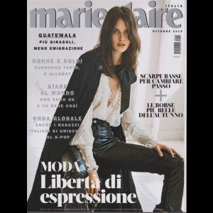 Marie Claire - n. 10 - ottobre 2019 - mensile