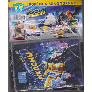 Sorrisi Speciale Dvd 2 - Dvd Pokemon-Detective Pikachu - Sorrisi + dvd