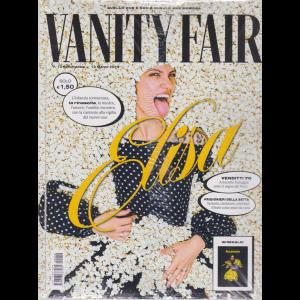 Vanity Fair  + Vogue accessory - n. 10 - settimanale - 13 marzo 2019 - 2 riviste