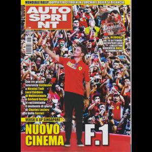 Autosprint - n. 38 - settimanale - 17/23 settembre 2019