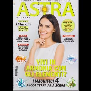 Astra - n. 10 - mensile - ottobre 2019 -