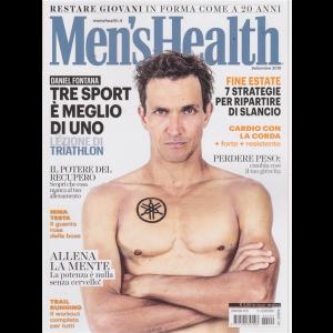 Men's Health - n. 209 - settembre 2019 - mensile