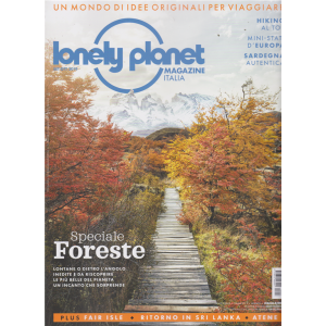 Lonely Planet Magazine - n. 3 - bimestrale - settembre - ottobre 2019 -