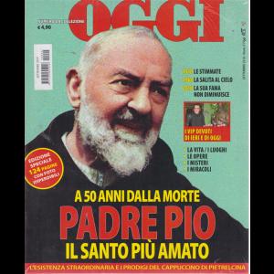 Nomi Di Oggi Bis - Padre Pio - numero da collezione - settembre 2018 - 124 pagine con foto imperdibili