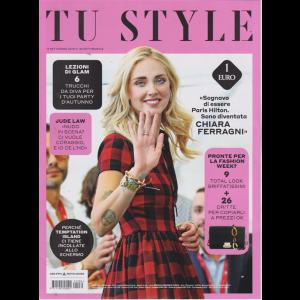 Tu Style - n. 39 - 17 settembre 2019 - settimanale