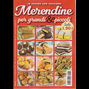 Merendine per grandi & piccoli - n. 6 - bimestrale - 15/9/2019