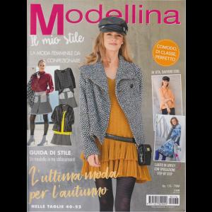 Modellina - n. 176 - trimestrale - 29/8/2019 -