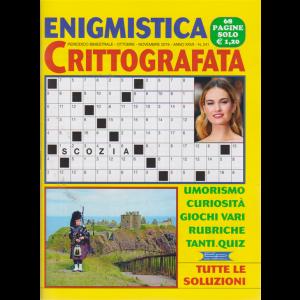 Enigmistica Crittografata - n. 241 - bimestrale - ottobre - novembre 2019 - 68 pagine