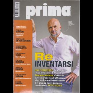 Prima Comunicazione -+ Tv 2000 in Blu - Palinsesti stagione 2019-2020 - n. 508 - settembre 2019 - mensile -