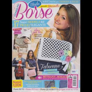 Creare Uncinetto Split - Donna più borse - Moda speciale uncinetto - n. 74 - mensile - 2 riviste