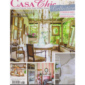 Casa Chic Collection - n. 66 - ottobre - novembre 2019 -