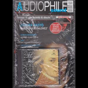 Audiophile Sound - n. 174 - luglio - agosto 2019- rivista + cd Mozart su MDG