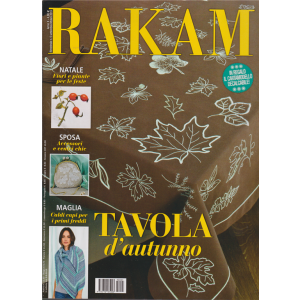 Rakam - n. 5 - bimestrale - settembre - ottobre 2019 -