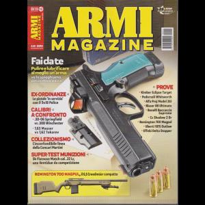 Armi Magazine - n. 10 - mensile - ottobre 2019 -