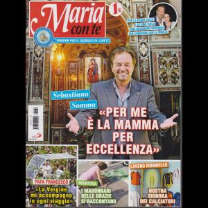 Maria Con Te -n. 38 - 22 settembre 2019 - settimanale