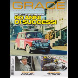 Grace - Classic & Sport Cars - n. 10 - ottobre 2019 - mensile