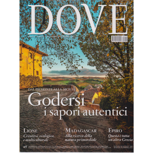 Dove - n. 10 - mensile - ottobre 2019 -