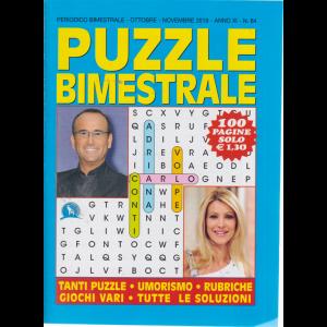 Puzzle  Bimestrale - n. 64 - bimestrale - ottobre - novembre 2019 - 100 pagine