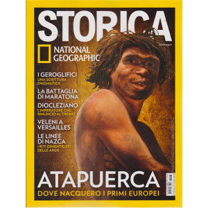 Storica - n. 128 - National Geographic - mensile 20/9/2019