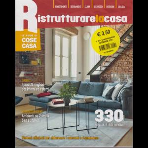 Le guide di Cose di casa - Ristrutturare la casa - n. 51 - quadrimestrale - ottobre 2019 -