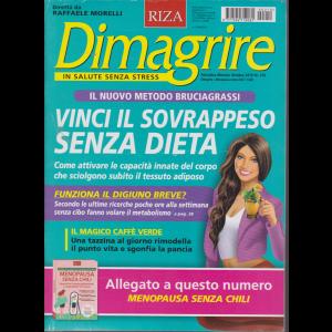 Dimagrire  - n. 210 - mensile - ottobre 2019 - + Menopausa senza chili - 2 riviste