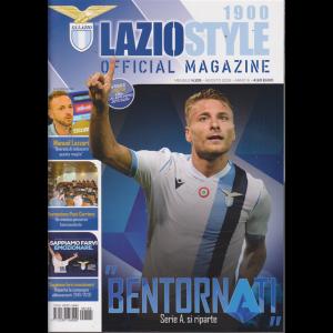 Lazio Style 1900 - Official magazine - n. 105 - mensile - agosto 2019 -