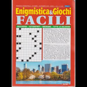 Enigmistica &  Giochi facili - n. 2 - bimestrale - ottobre - novembre 2019 -