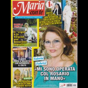 Maria con te - n. 10 - 10 marzo 2019 - settimanale
