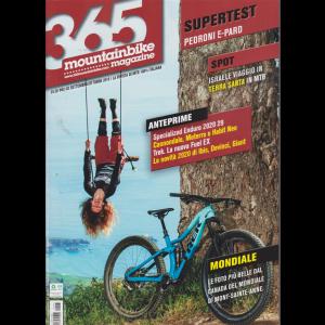 365 Mountain Bike magazine - n. 93 - settembre - ottobre 2019 - mensile