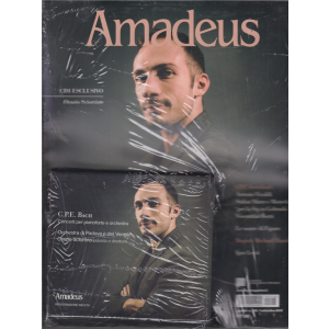 Amadeus - n. 358 - 1 settembre 2019 - mensile